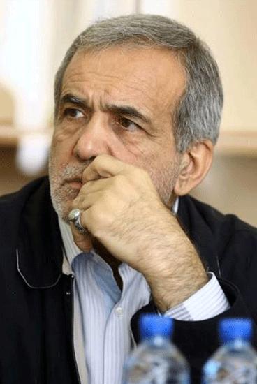 دکتر مسعود پزشکیان