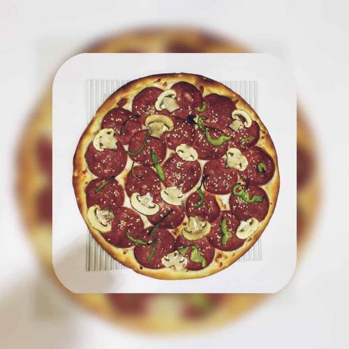 پیتزا چیچک