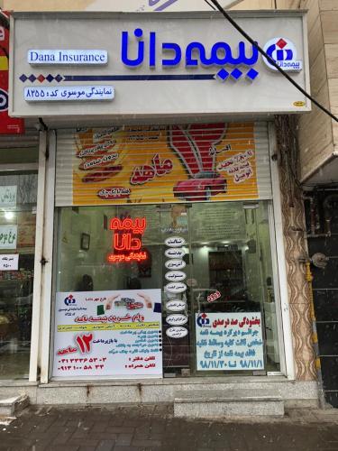بیمه دانا نمایندگی سمیه موسوی(فقیه)