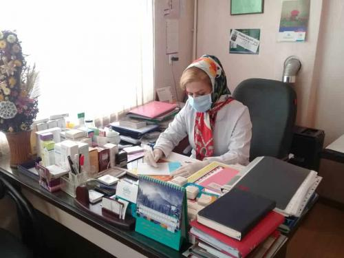 کارشناس مامایی خانم ملیحه دوستی فر