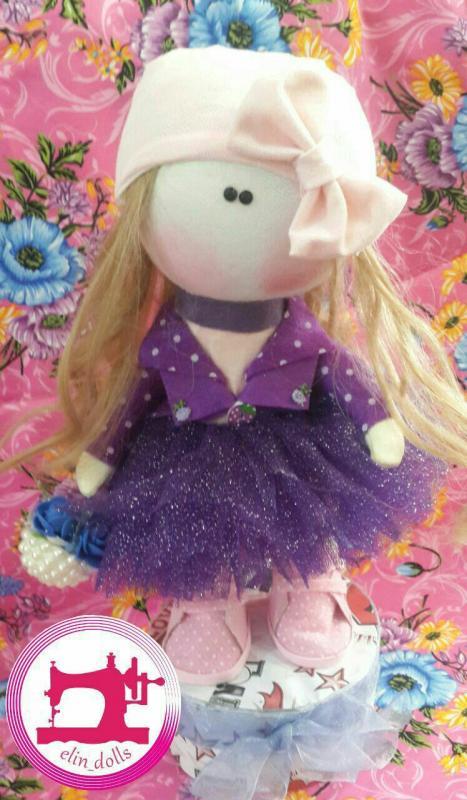 عروسک سازی دنیای عروسکی