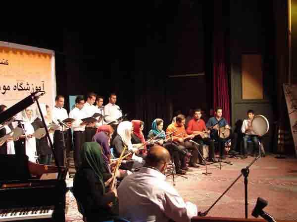 آموزشگاه موسیقی آوای شهریار