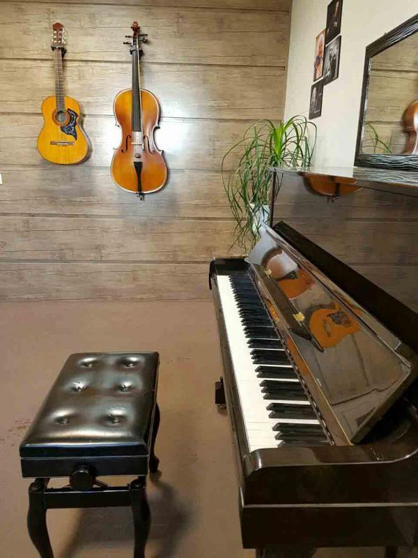 آموزشگاه موسیقی نجوا