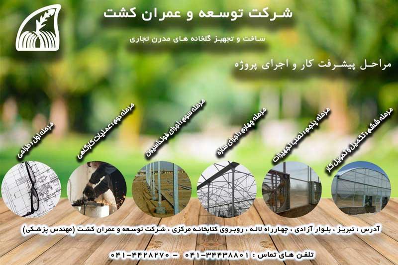 شرکت کشاورزی و خدمات مهندسی توسعه و عمران کشت