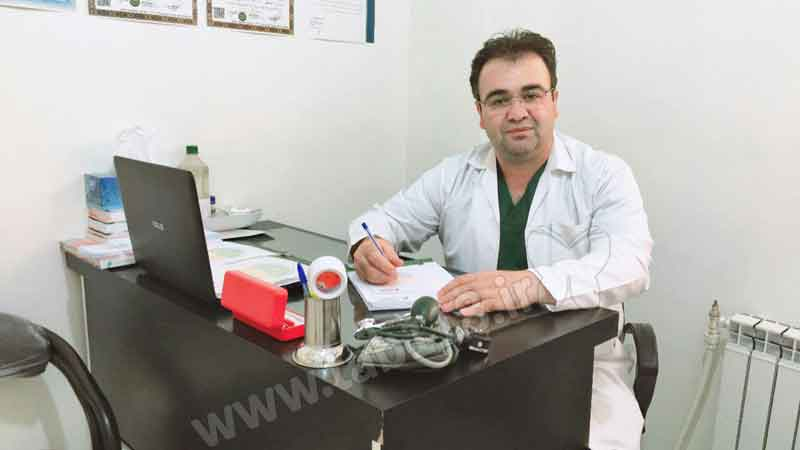 دکتر علیرضا ابراهیمی فارسی(دیسک و سیاتیک)