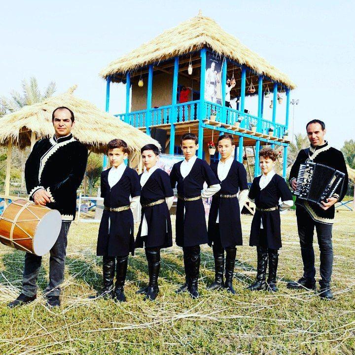 آموزشگاه رقص داغلار