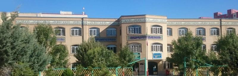 مدرسه پسرانه رزمندگان تبریز